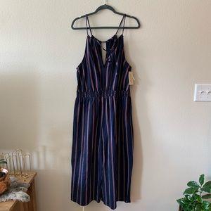 Universal Thread Pants - NWT • striped jumpsuit